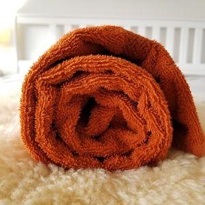 *4/$30* $15 MCM Rusty Orange Bath Towel